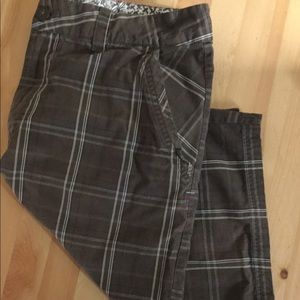 Other - Brown Quiksilver Signature Casual Walk Shorts